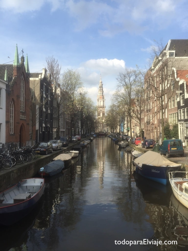 amsterdam turismo canales